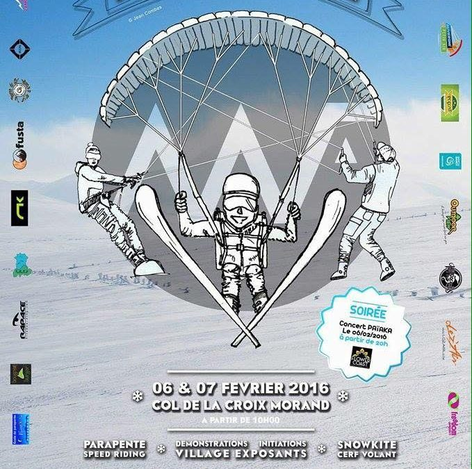Affiche Air Winter Festival