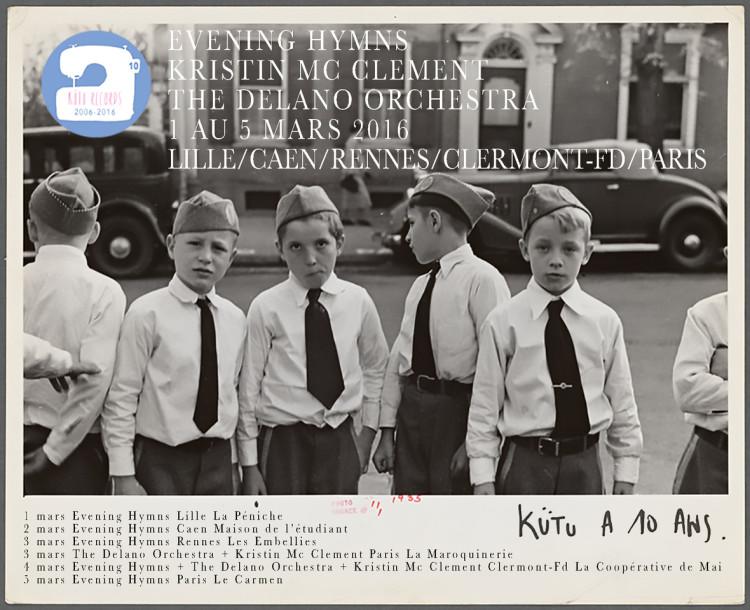 Concert Kütu a 10 ans