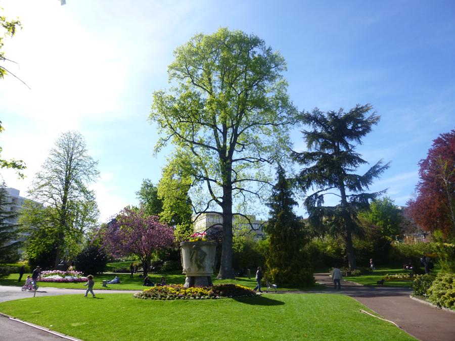 jardin lecoq, jardin sonore, Clermont-ferrand, pause musique, classique, concerts gratuits