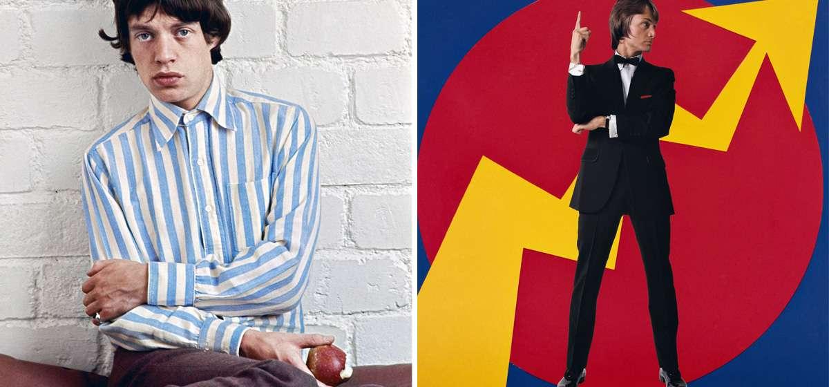 Mick Jagger, portrait, photographie, expo photos, exposition, Vichy, festival Jean-Marie Périer
