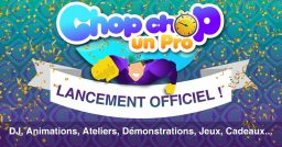 chop chop week-end