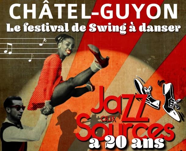 Visuel du Festival Jazz aux Sources 2018