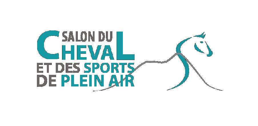 logo salon du cheval de Clermont-Fd
