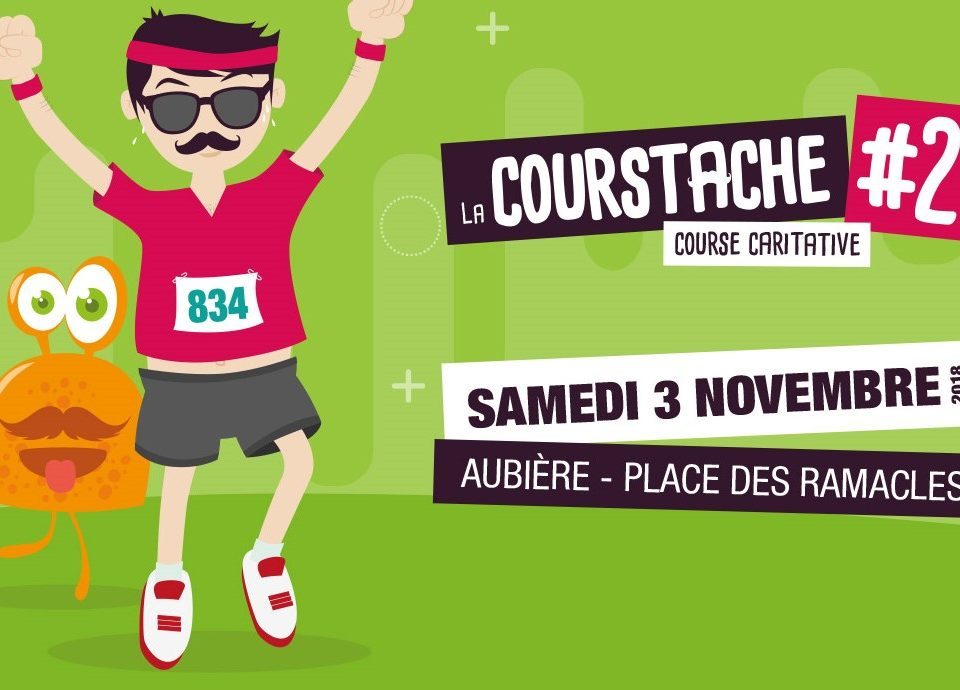visuel de la courstache course 2018