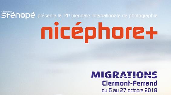 affiche bannière du festival Nicephore+