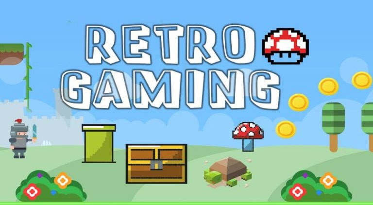 salon retro gaming
