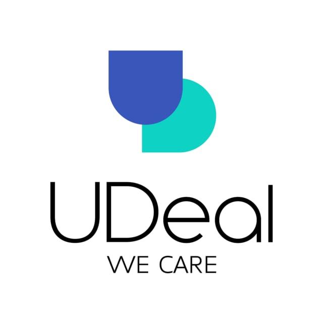 Visuel logo Udeal