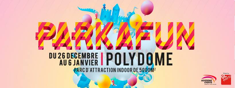 Parkafun Clermont-Fd 2018