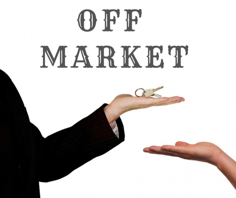 off market la vente immobilière en toute discrétion