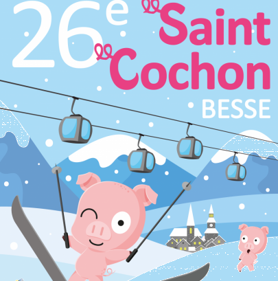 image saont cochon Besse 2018