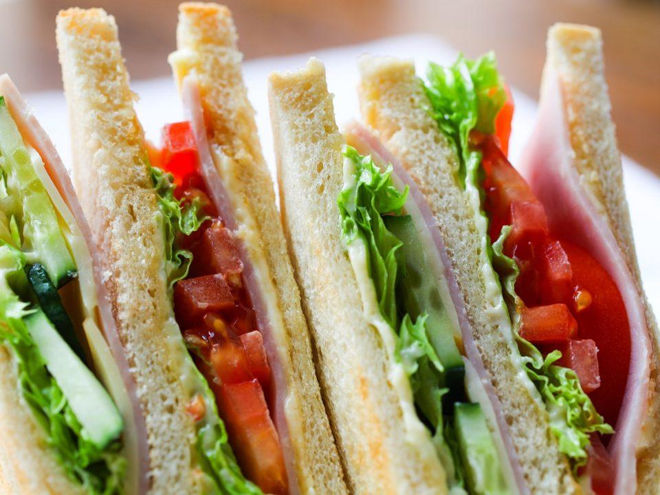 image d'un sandwich