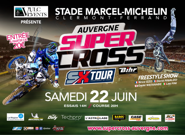visuel supercross 2019