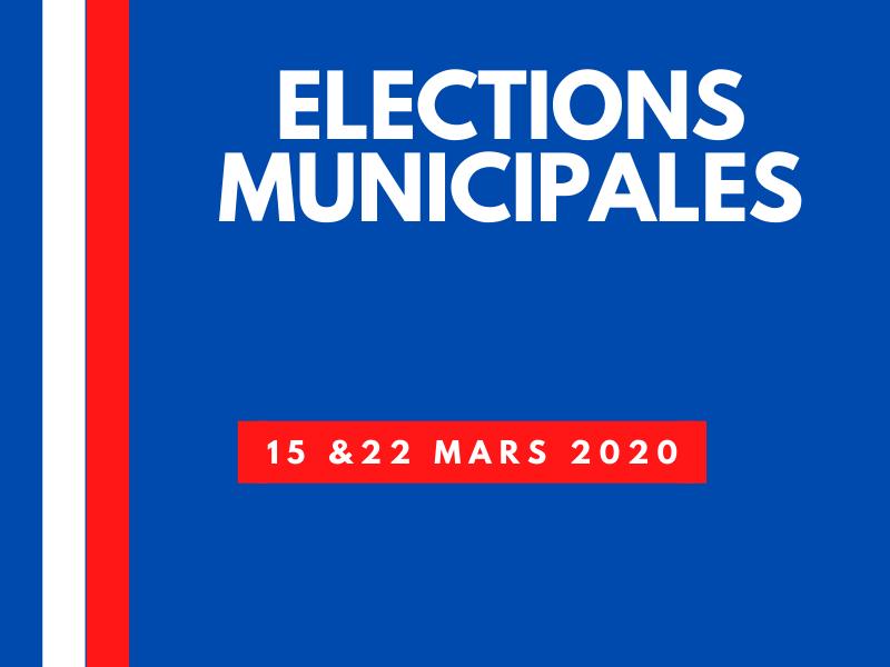 visuel élections municipales de Clermont-Ferrands