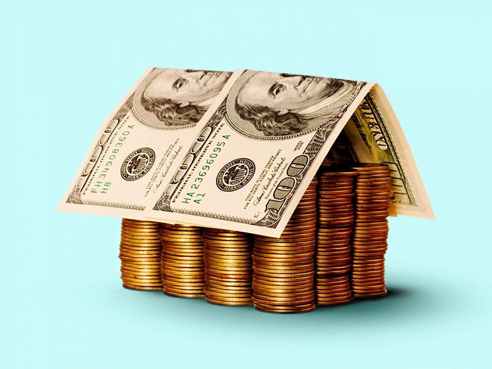 photo maison en pièce pour agrémenter un article immobilier