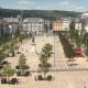 photo de la place de jaude pour illustrer les meilleurs quartiers de Clermont-fd